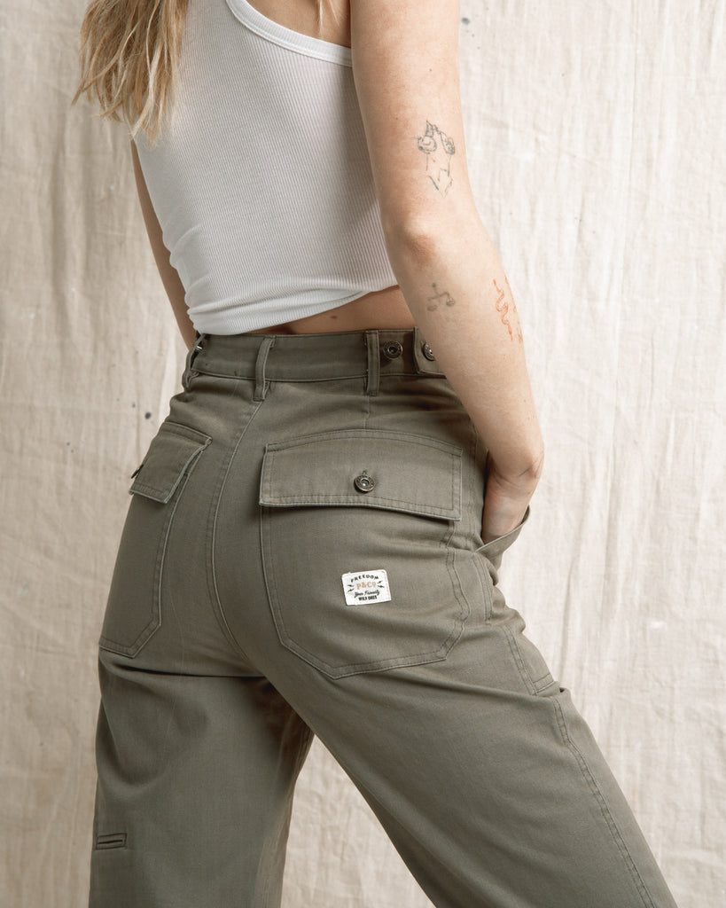 P&Co Women's Fatigue Trousers