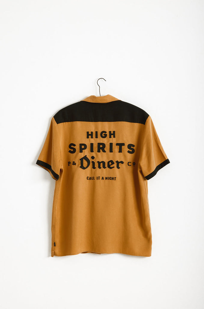 P&Co Men's High Spirits Bowling Shirt
