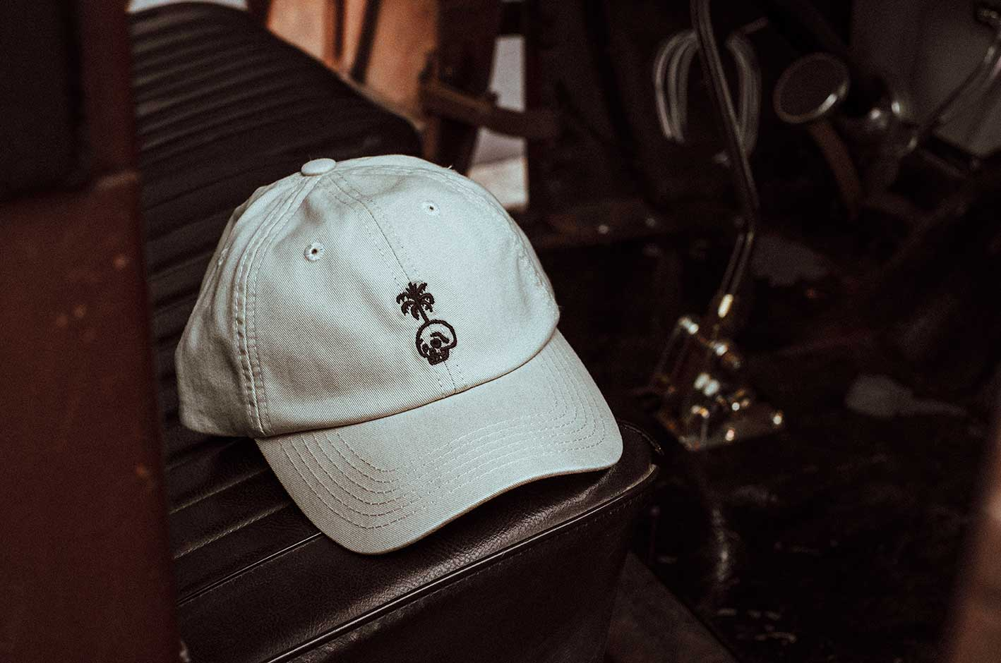 Trouble In Paradise 6 Panel Stone