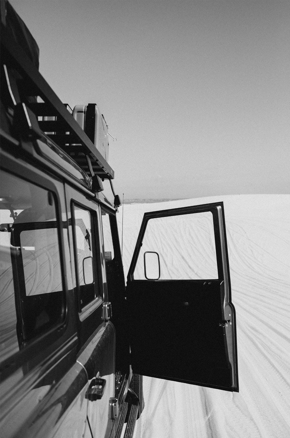 Travelling across AU in a landrover