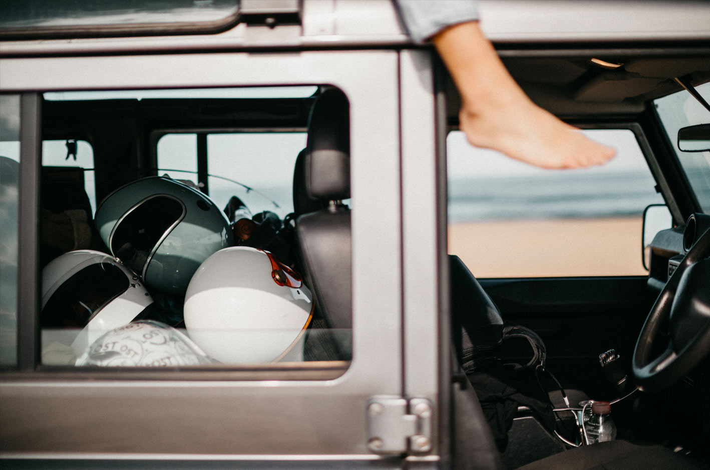 Travelling AU with a land rover