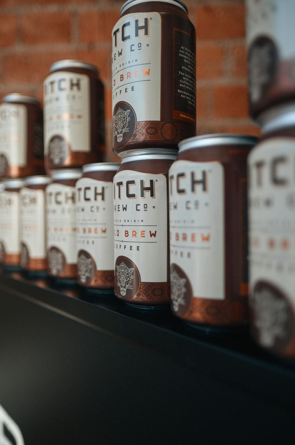 P&Co x Fitchbrew Co Coffee