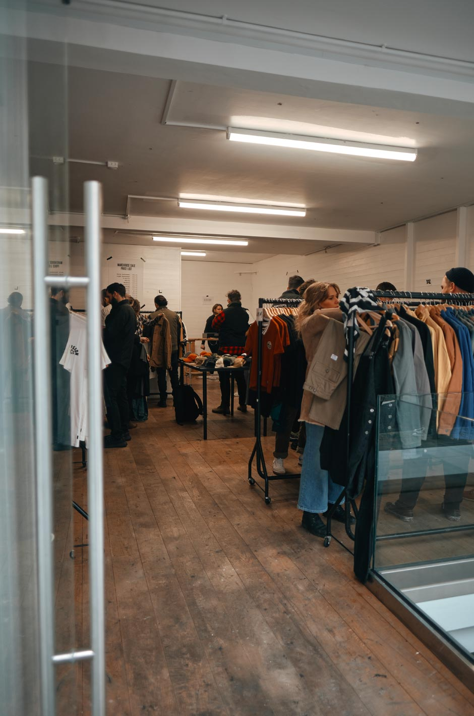 Shore Ditch Sample Sale P&Co