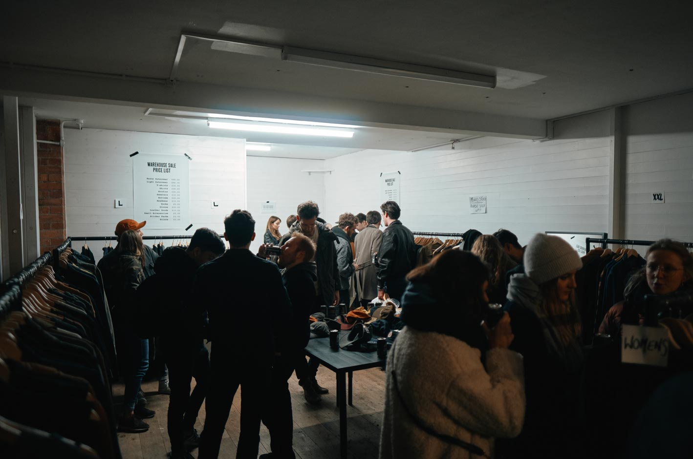 P&Co Warehouse Sale After Party