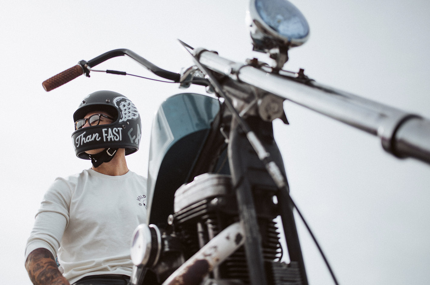 Win a Shitty helmets Graphical helmet