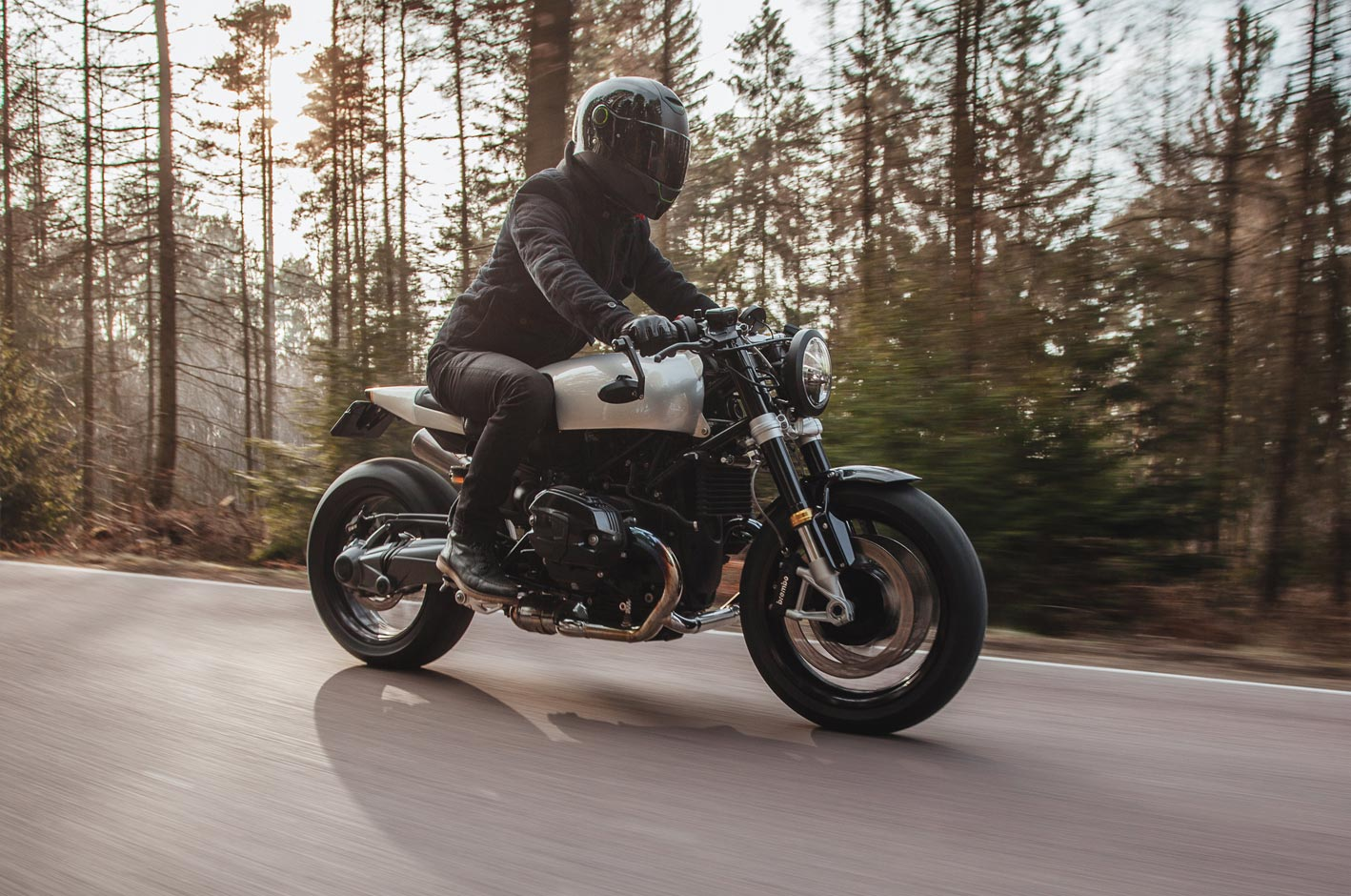 Provision & Co (P&Co) Hookie co - Falcon BMW R NINET