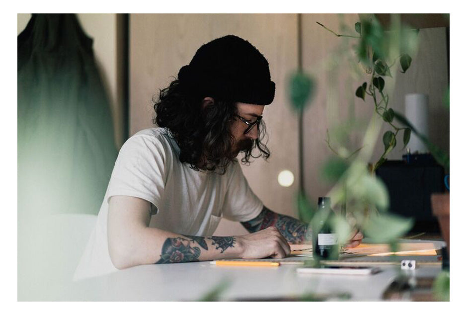 Provision & Co (P&Co) Kyle Huskey - artist feature