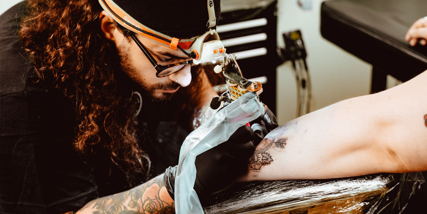Provision & Co (P&Co) - Vagabond Tattoo London - Lost Cause Flash Tattoo Tour 2018
