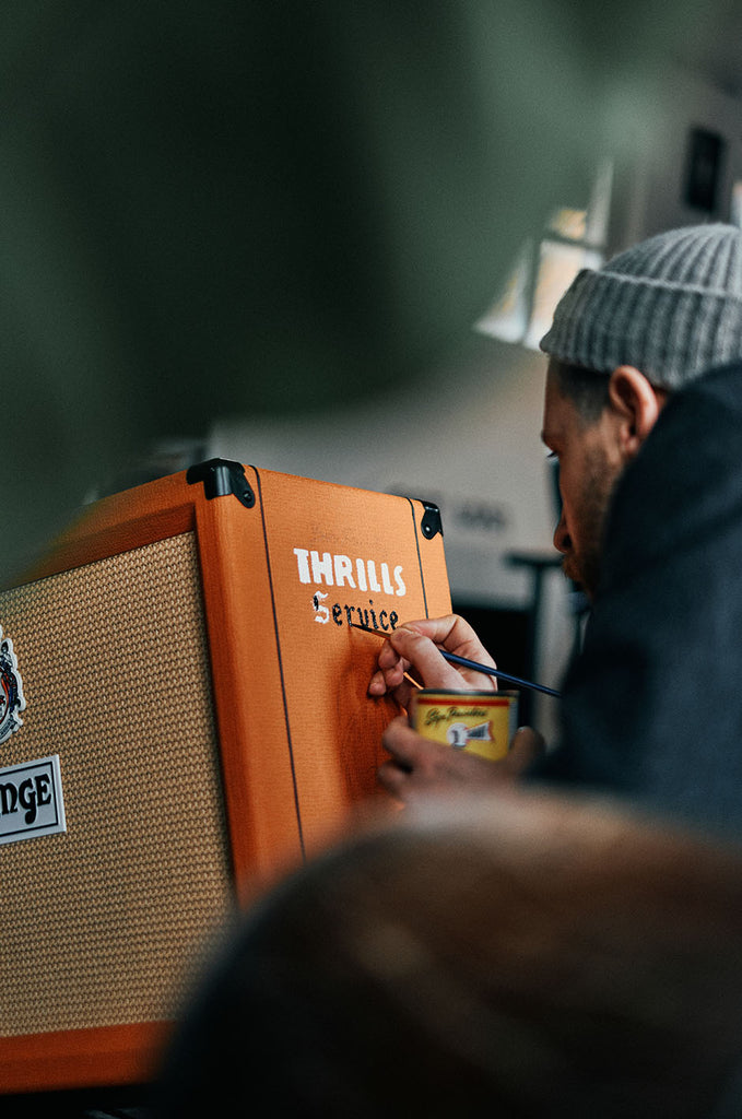 P&Co x Orange Amplification