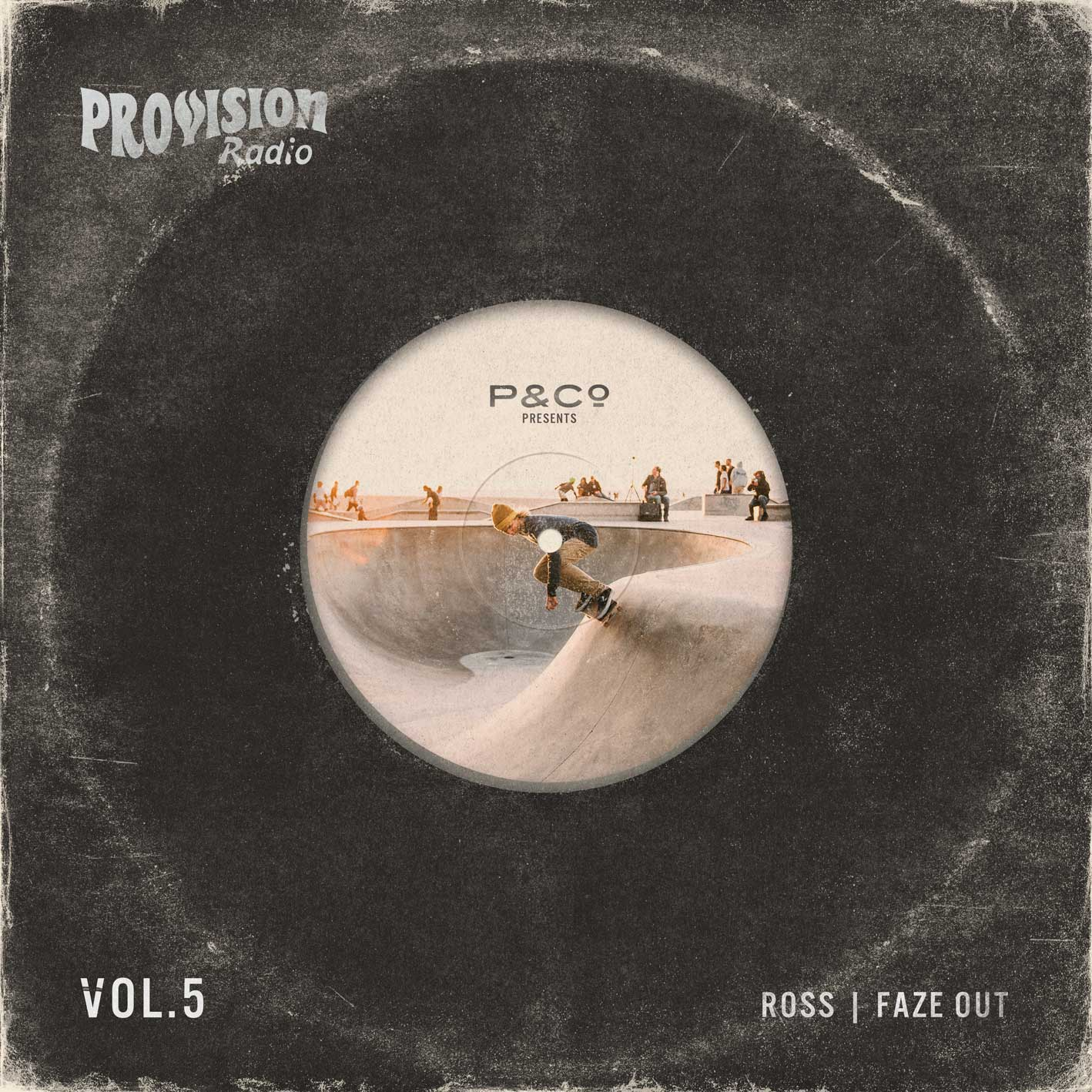 Provision & Co (P&Co) - Provision Radio Vol.5