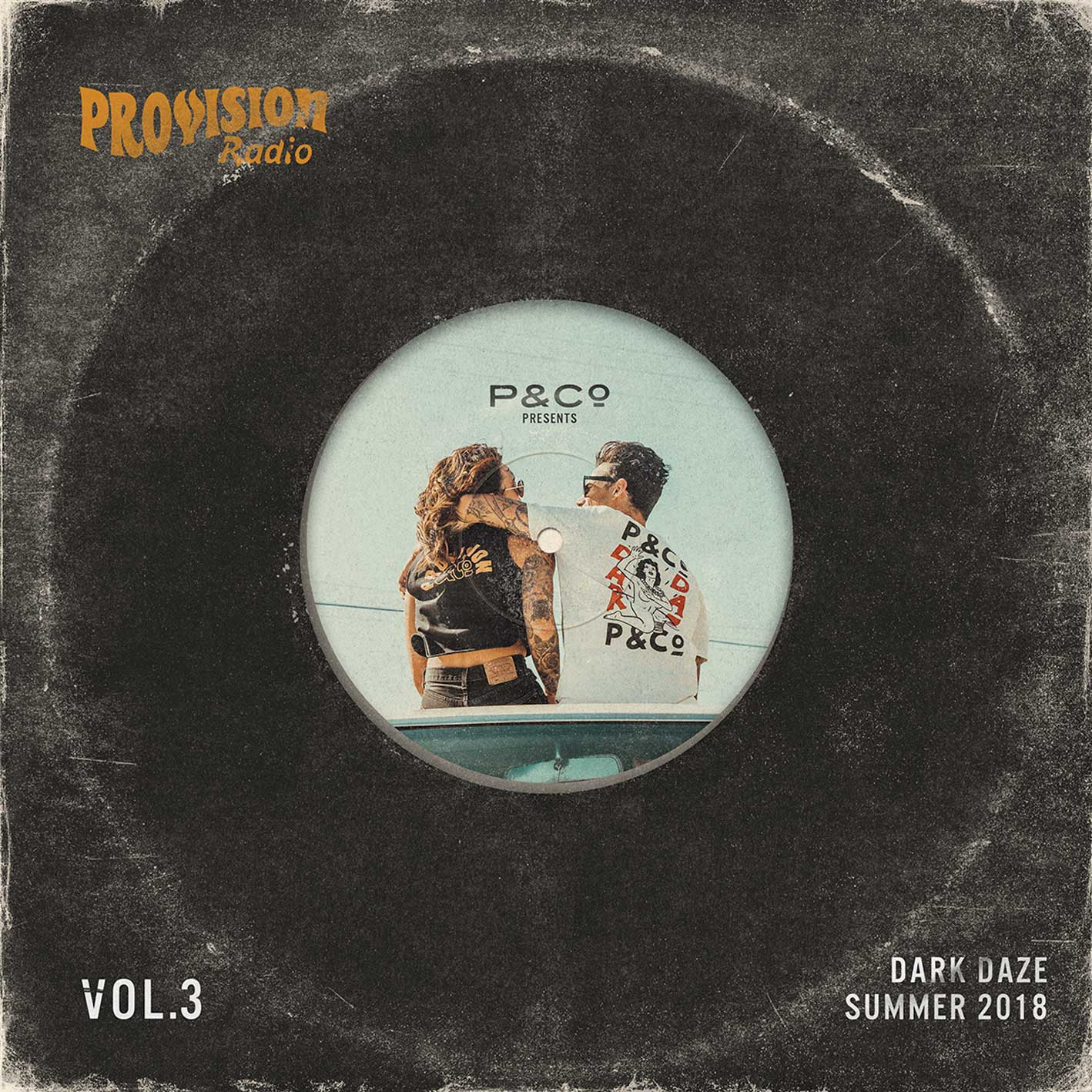 Provision & Co (P&Co) - Provision Radio Vol.3