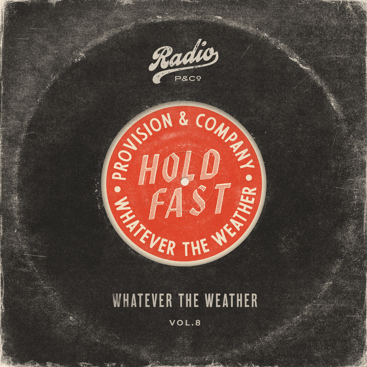 provision radio vol 8 - hold fast