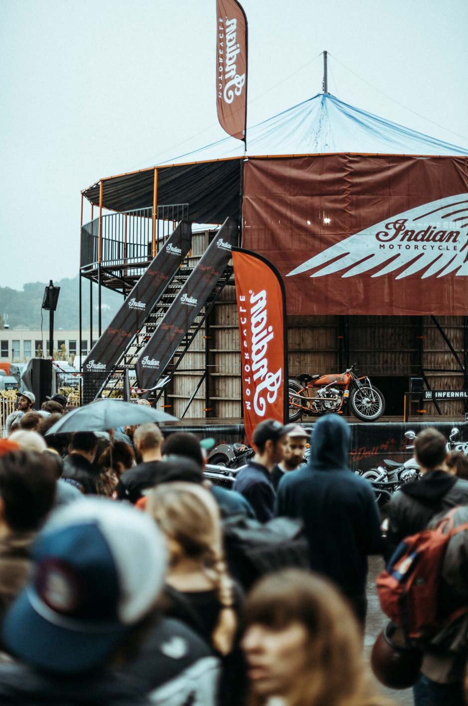 Provision & Co (P&Co) - Wheels & Waves 2018, Biarritz