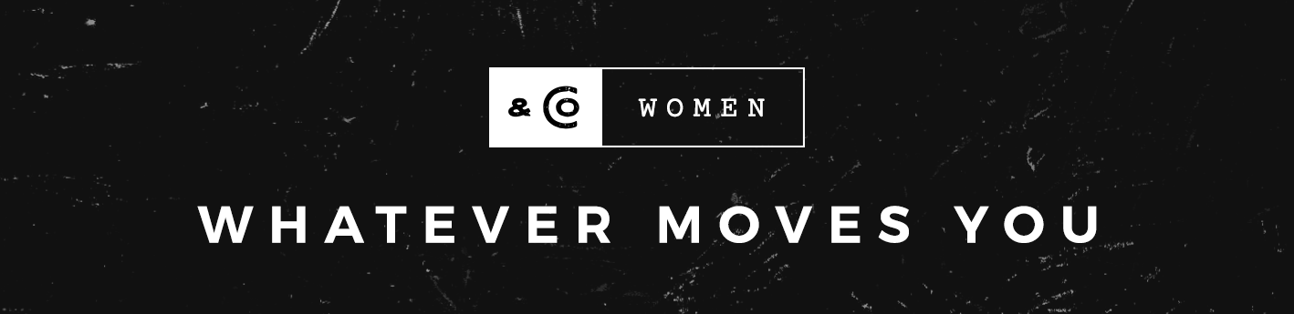 Provisions & Co (P&Co) - Whatever Moves You, &Co