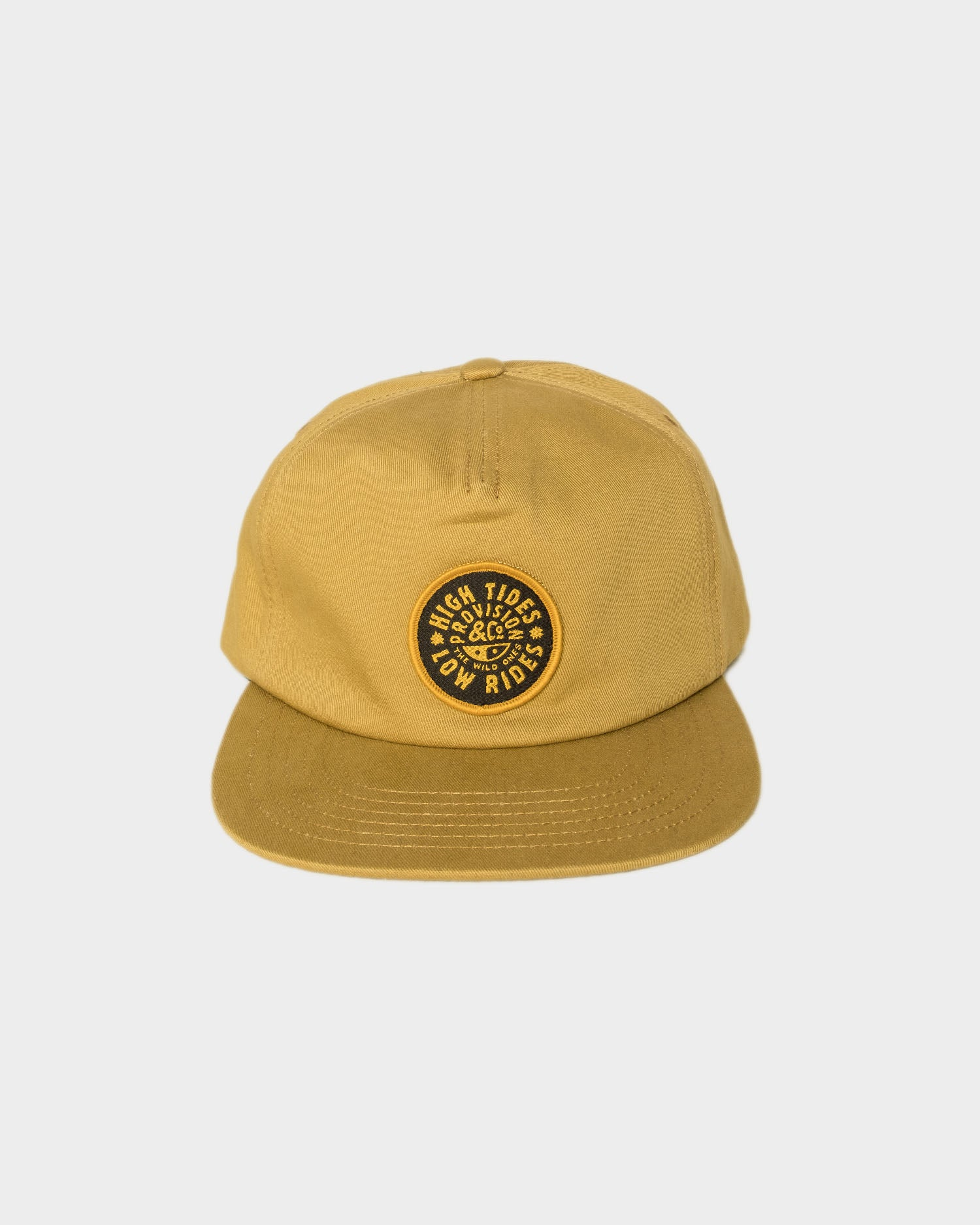 Sand High Tides 5 Panel Cap