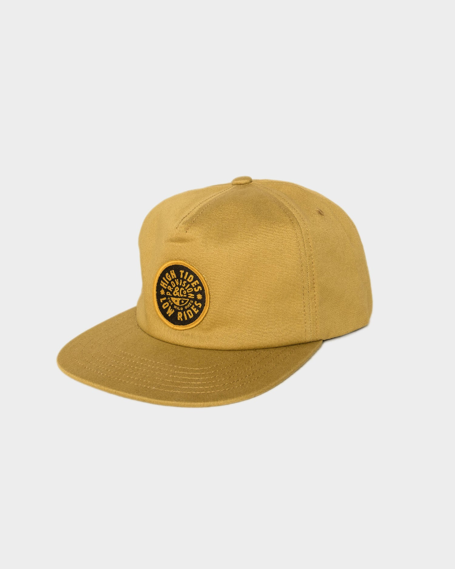 High Tides Sand 5 Panel Cap