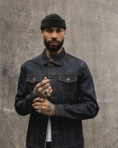 Origin Selvedge Denim Jacket