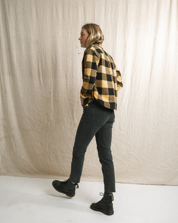 Pioneer Plaid Flannel Shirt