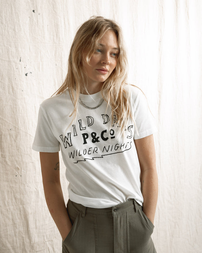 Wild Days, Wilder Nights T-Shirt