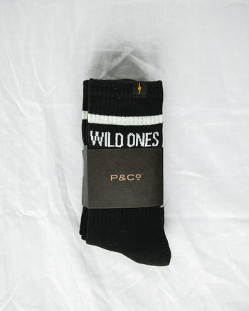 2 Pack Wild Ones Never Die Socks
