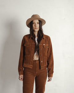 Cord Origin Jacket - Rust