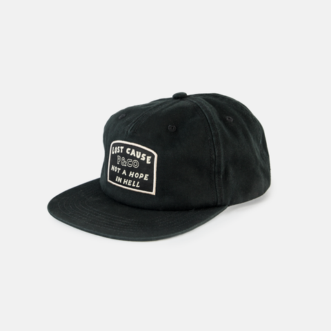 Provison & Co (P&Co) the lost cause 5 panel cap
