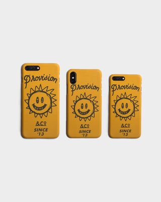 Wise Guys Yellow Iphone Case 7/8/X