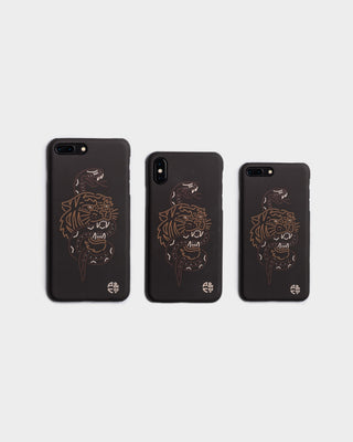 Snakebite black Iphone Case for 7/8/X
