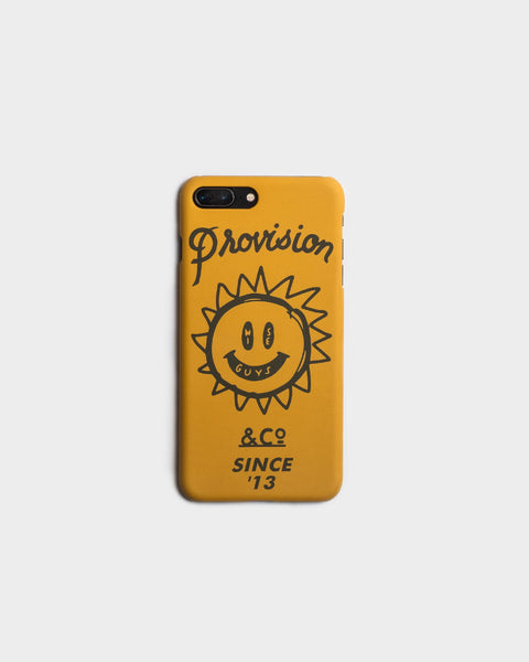 Wise Guys Yellow Iphone Case for iphone 7/8/X