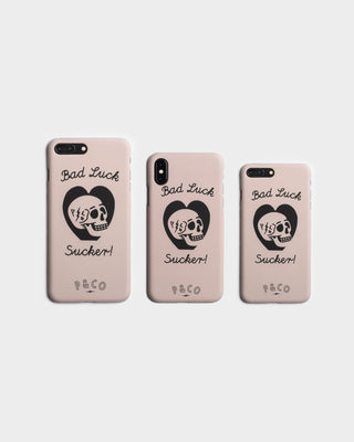 Bad Luck Sucker Graphic IPhone Case