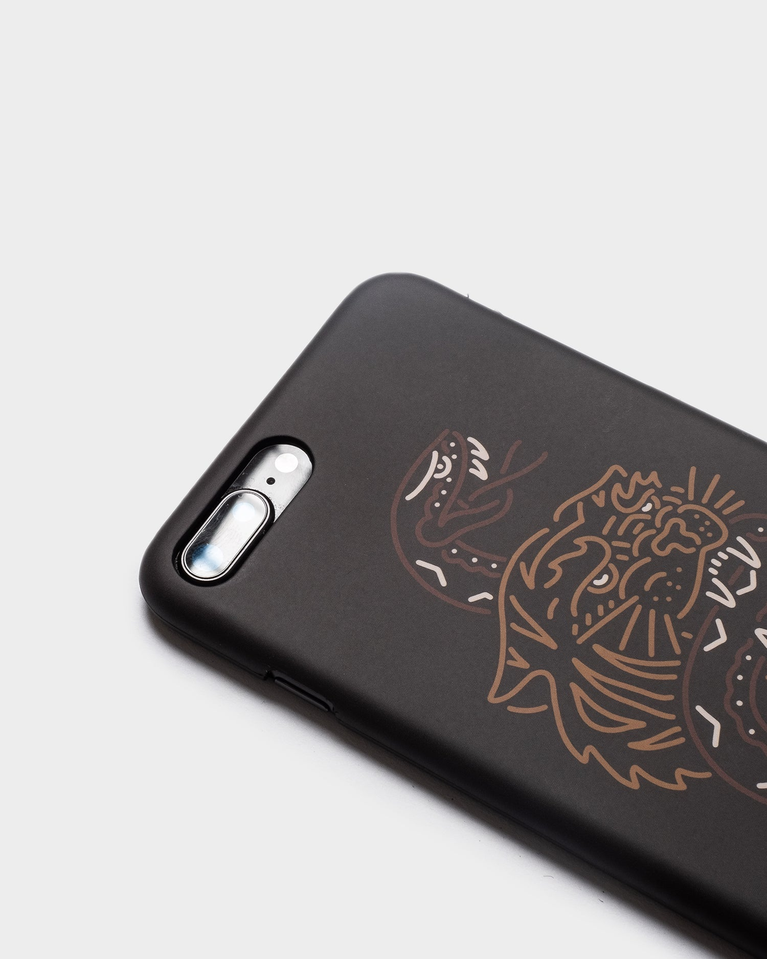 Snakebite Iphone Case