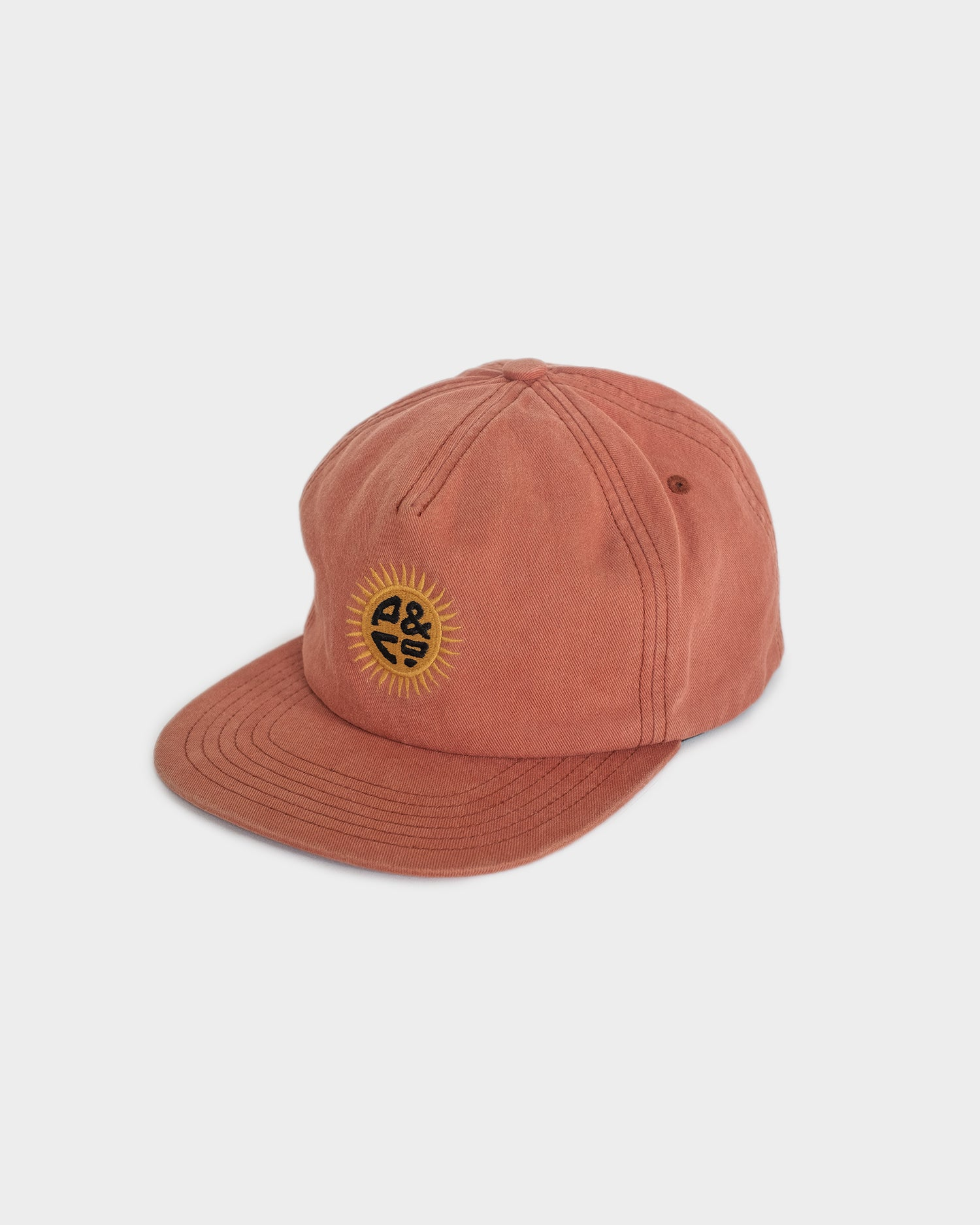 Sun Sign Terracotta 5 Panel Cap