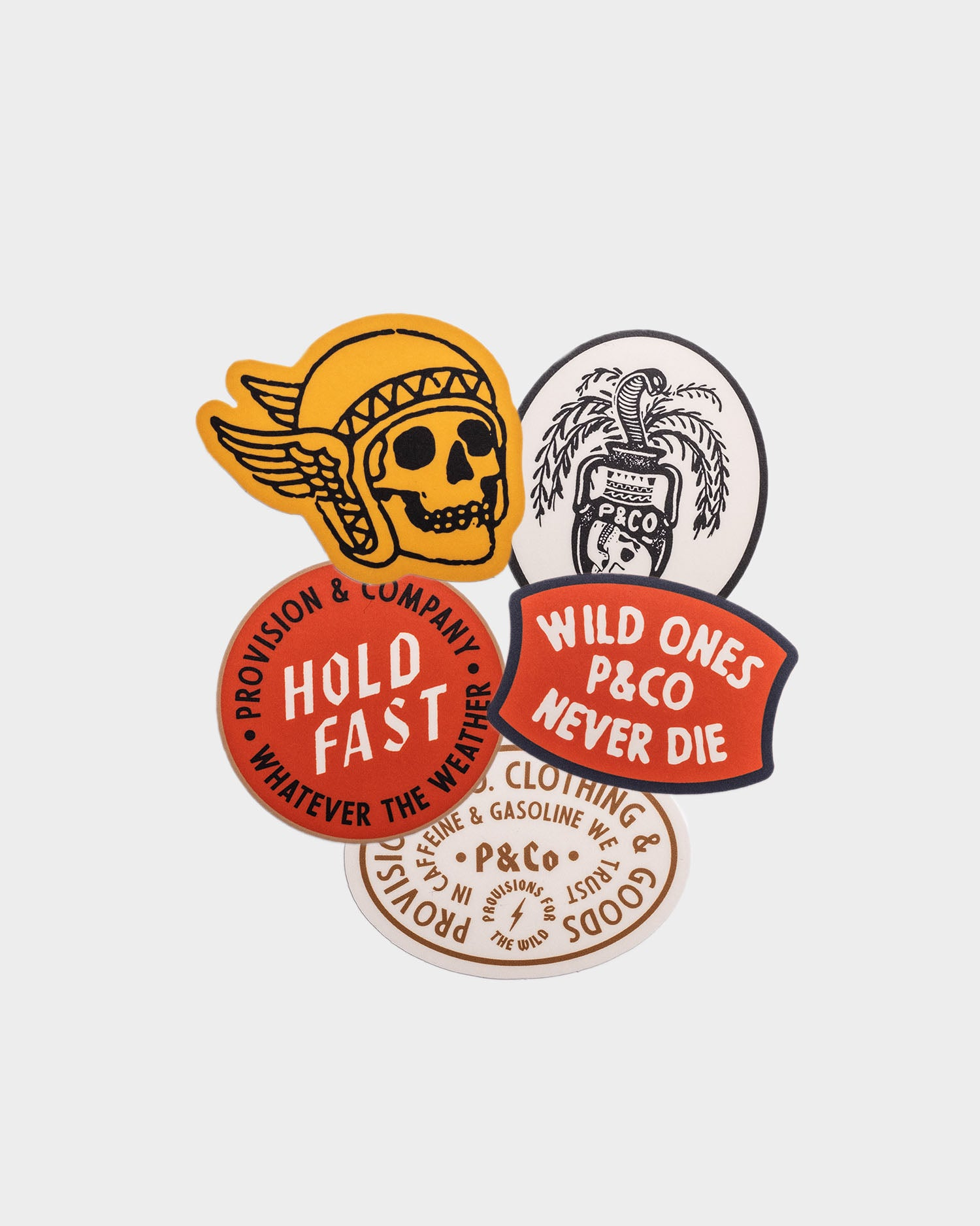 Wild Ones Sticker Pack