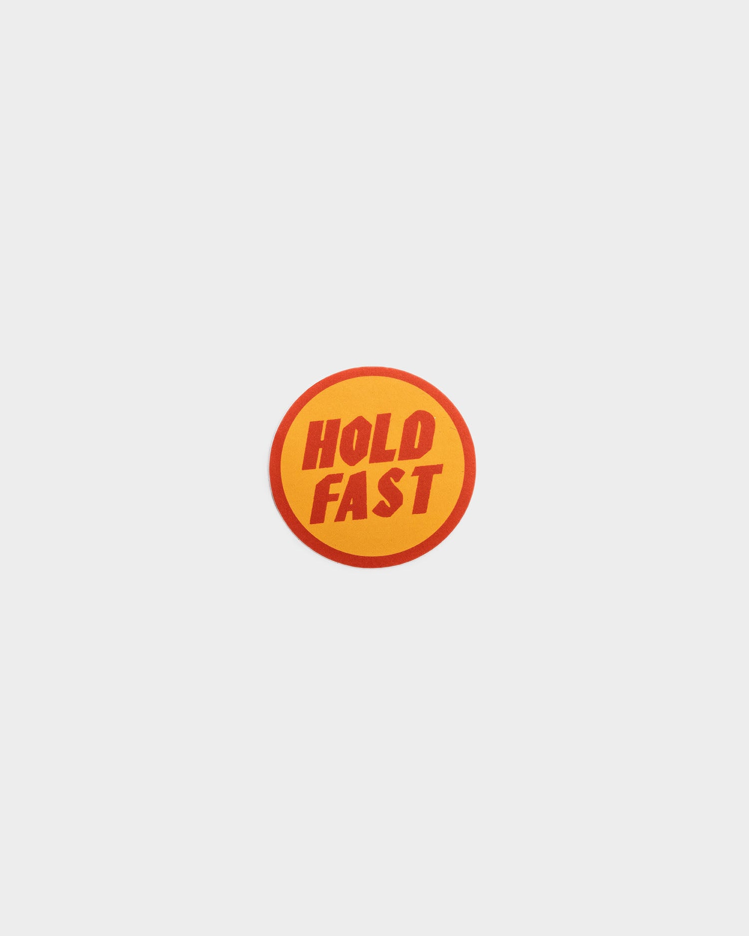 Hold Fast Sticker Pack