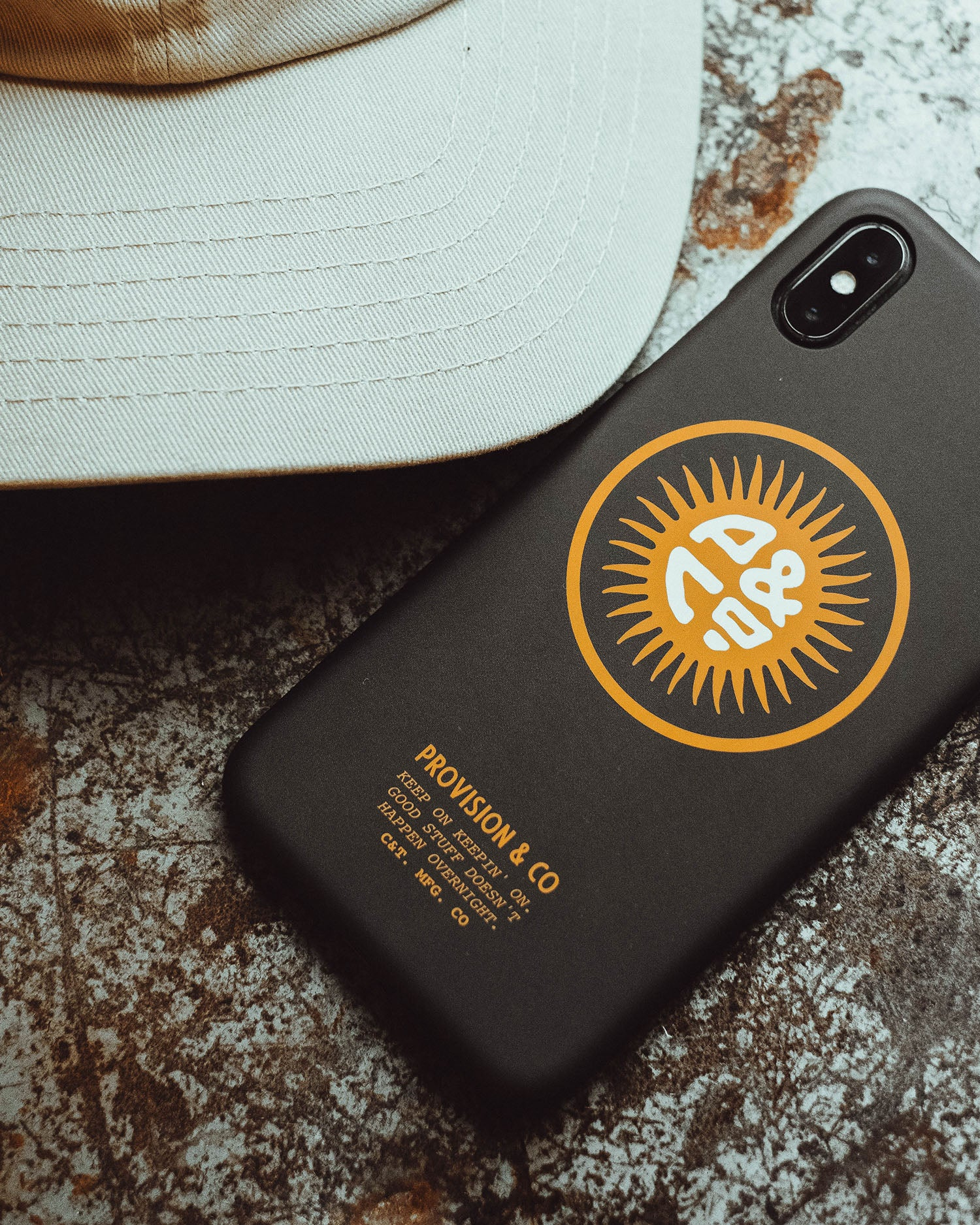 Keepin' On Black iphone case for iphone 7/8/X