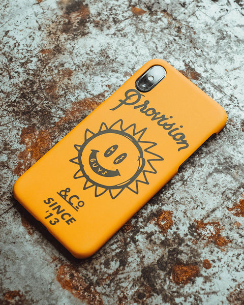 Wise Guys Yellow Iphone Case