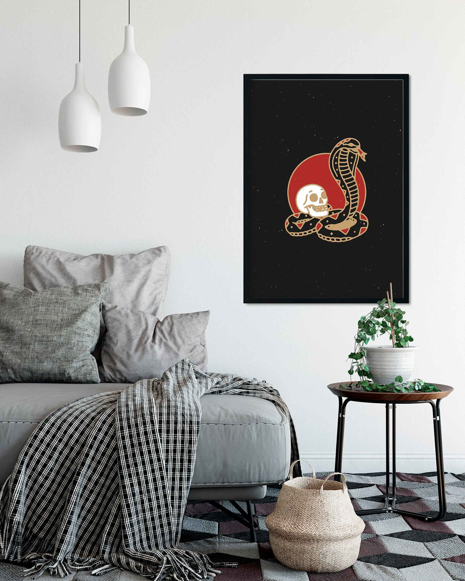 Cobra A2 Artwork Print