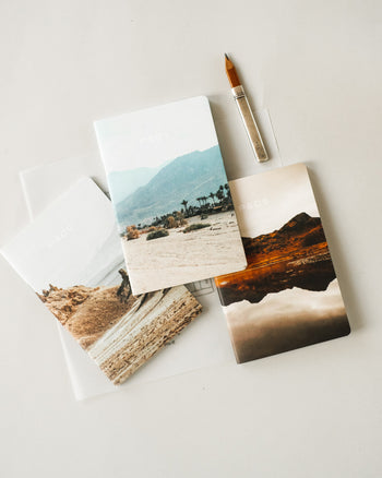 3 Pack Photography Pocket Notebooks