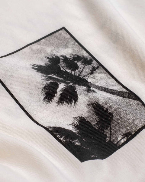 Palms White T-Shirt
