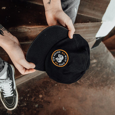 Wild Ones Never Die 5 Panel Cap Provision & Co \ P&Co \ Provisions For The Wild