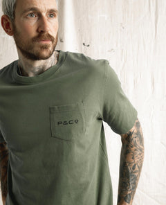 2 Pack Pocket T-Shirts