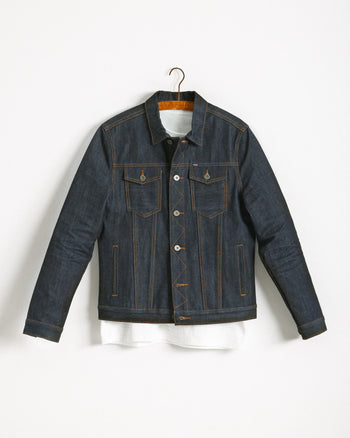 P&Co - Origin Selvedge Denim Jacket