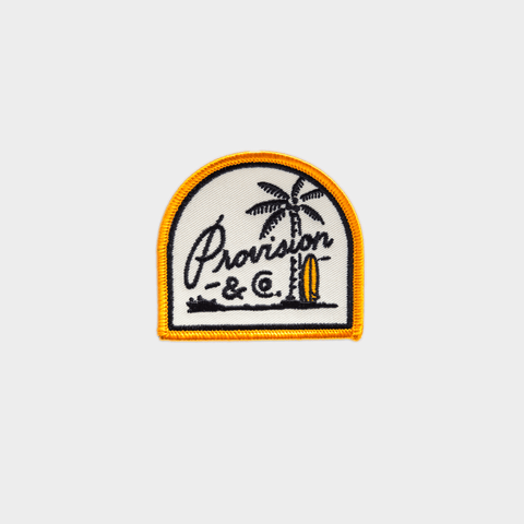 P&Co - Dark Daze Patch Pack - Provision & Co