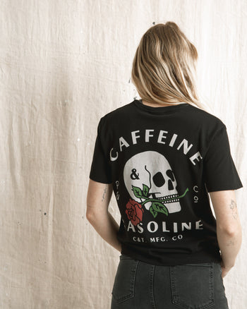 Caffeine & Gasoline Vol. 2 T-Shirt