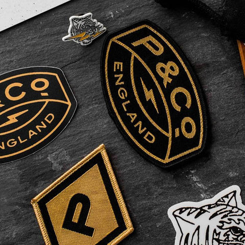 P&Co England Patch Pack