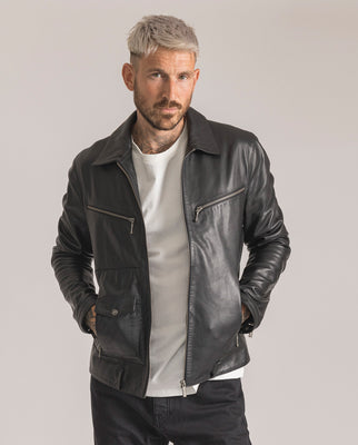 Dresden Leather Jacket