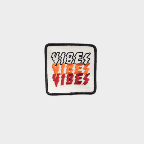 P&Co - Vibes Patch Pack - Provision & Co