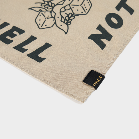 Provison & Co (P&Co) the not a hope in hell stone bandana