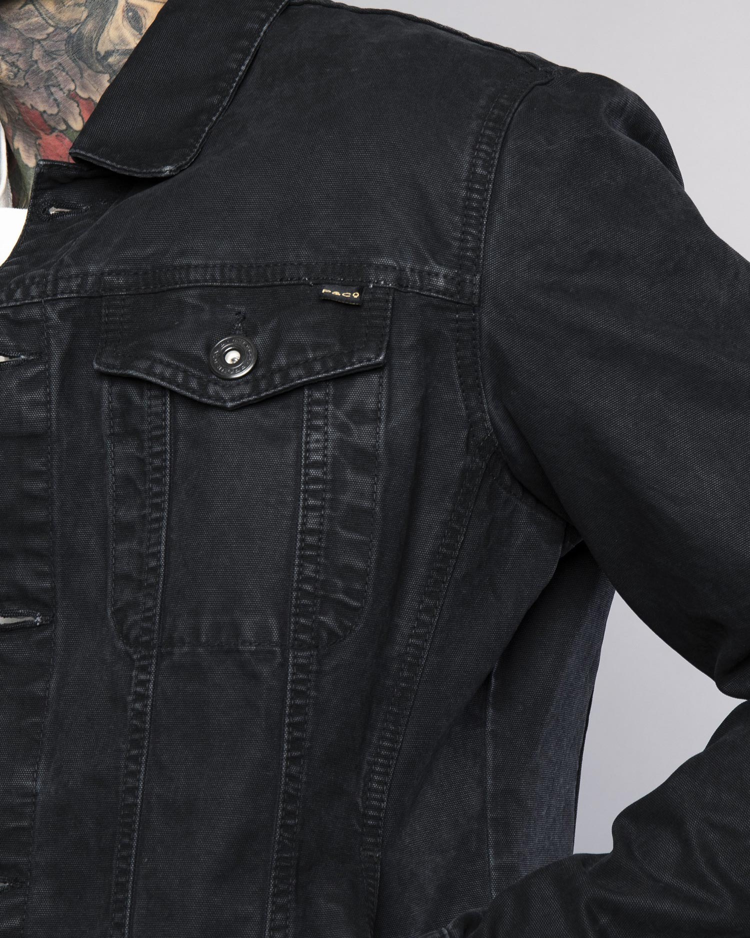 Waxed Work Canvas Jacket