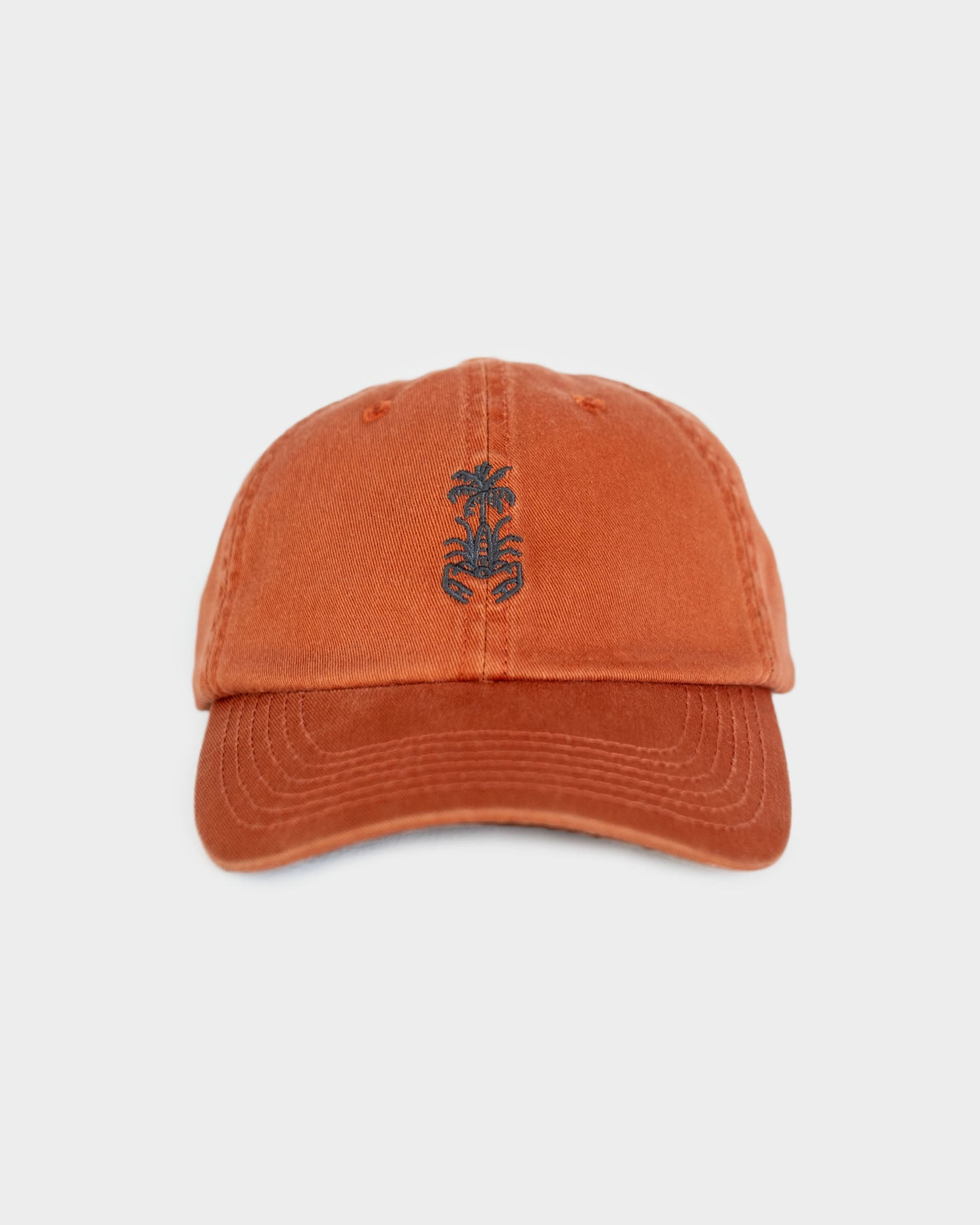 Bad Vacation Womens Orange 5 Panel Cap